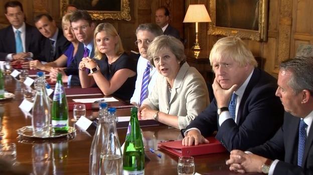 Brexit cabinet